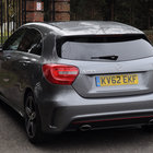 Mercedes A Class 250 BlueEFFICIENCY engineered by AMG pictures and hands-on - photo 17