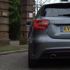 Mercedes A Class 250 BlueEFFICIENCY engineered by AMG pictures and hands-on - photo 18
