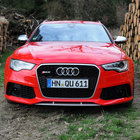 Audi RS6 Avant pictures and hands-on - photo 13