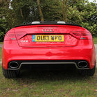 Audi RS5 Cabriolet pictures and hands-on - photo 6