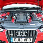 Audi RS5 Cabriolet pictures and hands-on - photo 15