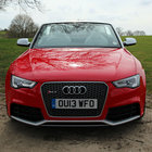 Audi RS5 Cabriolet pictures and hands-on - photo 14