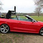 Audi RS5 Cabriolet pictures and hands-on - photo 22