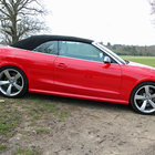 Audi RS5 Cabriolet pictures and hands-on - photo 23