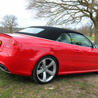 Audi RS5 Cabriolet pictures and hands-on - photo 24