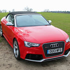 Audi RS5 Cabriolet pictures and hands-on - photo 26