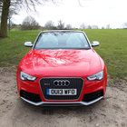 Audi RS5 Cabriolet pictures and hands-on - photo 13