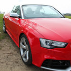 Audi RS5 Cabriolet pictures and hands-on - photo 11