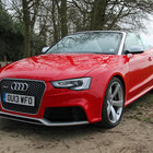 Audi RS5 Cabriolet pictures and hands-on - photo 10