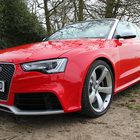 Audi RS5 Cabriolet pictures and hands-on - photo 9