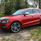 Audi SQ5 TDI pictures and hands-on - photo 1