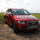 Audi SQ5 TDI pictures and hands-on - photo 3