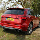 Audi SQ5 TDI pictures and hands-on - photo 4