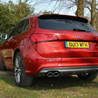 Audi SQ5 TDI pictures and hands-on - photo 5