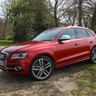 Audi SQ5 TDI pictures and hands-on - photo 7
