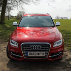 Audi SQ5 TDI pictures and hands-on - photo 9