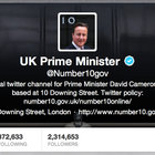 British government to start posting exclusive stories via Twitter - photo 2