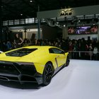 Lamborghini Aventador LP720-4 50° pictures and eyes-on - photo 4