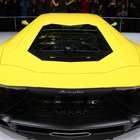 Lamborghini Aventador LP720-4 50° pictures and eyes-on - photo 9