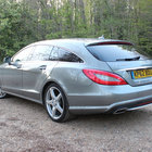 Mercedes-Benz CLS 250 CDI BlueEfficiency AMG Sport Shooting Brake review - photo 10