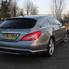 Mercedes-Benz CLS 250 CDI BlueEfficiency AMG Sport Shooting Brake review - photo 45