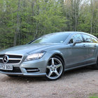 Mercedes-Benz CLS 250 CDI BlueEfficiency AMG Sport Shooting Brake review - photo 7