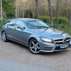 Mercedes-Benz CLS 250 CDI BlueEfficiency AMG Sport Shooting Brake - photo 9