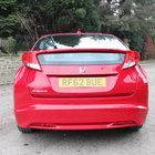 Honda Civic 1.6 i-DTEC SE review - photo 7