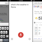 Google: Voice search 'coming soon' to Chrome for iOS - photo 1