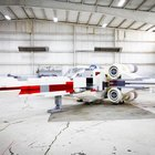 Life size X-Wing is largest Lego model ever built - photo 1