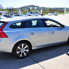 Volvo V60 D6 plug-in hybrid pictures and hands-on - photo 1