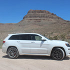 Jeep Grand Cherokee SRT review - photo 12