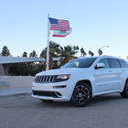 Jeep Grand Cherokee SRT review - photo 15