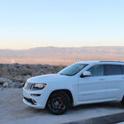Jeep Grand Cherokee SRT review - photo 16