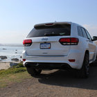 Jeep Grand Cherokee SRT review - photo 2