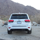 Jeep Grand Cherokee SRT review - photo 23