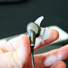 Hands-on: Bose QuietComfort 20 review - in-ear noise-cancelling headphones with a twist - photo 4