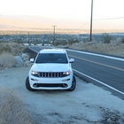 Jeep Grand Cherokee SRT review - photo 1