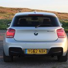 BMW M135i review - photo 32