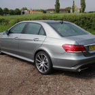 Mercedes-Benz E63 AMG pictures and first drive - photo 4