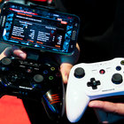 Mad Catz M.O.J.O. Android games console pictures and hands-on - photo 8