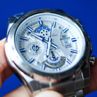 Casio Edifice Infiniti Red Bull Racing 2013 watches pictures and hands-on - photo 5