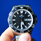 Casio Edifice Infiniti Red Bull Racing 2013 watches pictures and hands-on - photo 6