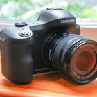 Hands-on: Samsung Galaxy NX review - photo 1