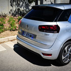 Citroen C4 Picasso review - photo 28