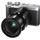 Fujifilm X-M1: The smallest X-series interchangeable system camera adds Wi-Fi, EXR II and more - photo 3
