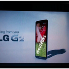 LG Optimus G2 images leak showing-off volume rocker on the back, rather than side - photo 1