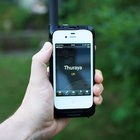 Thuraya SatSleeve satellite phone adaptor for iPhone - photo 1