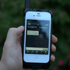 Thuraya SatSleeve satellite phone adaptor for iPhone review - photo 20