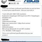 Asus chat support reveals new Nexus 7 2 specs - photo 4